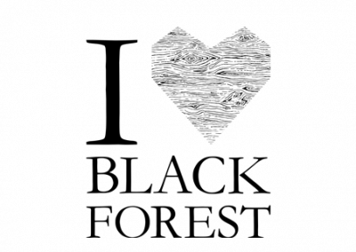 I love Black Forest