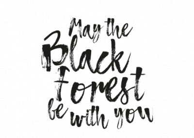 May the Black Forest be with you