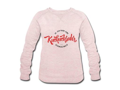 bollengut_Schwarzwald-Shirt_ich-habe-eine-kuckucksuhr-aus-dem-schwarzwald-rot-frauen-sweatshirt-von-stanley-stella
