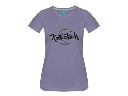 bollengut_Schwarzwald_T-Shirt_ich-habe-eine-kuckucksuhr-aus-dem-schwarzwald-frauen-premium-t-shirt
