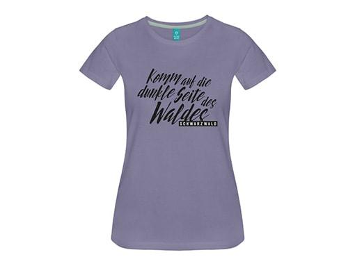 bollengut_Schwarzwald_T-Shirt_komm-auf-die-dunkle-seite-des-waldes-frauen-premium-t-shirt2