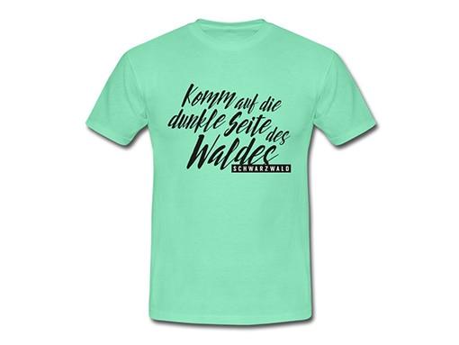 bollengut_Schwarzwald_T-Shirt_komm-auf-die-dunkle-seite-des-waldes-maenner-t-shirt3
