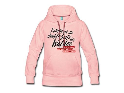 bollengut_Schwarzwald_T-Shirt_komm-auf-die-dunkle-seite-des-waldes-wir-haben-frauen-premium-hoodie