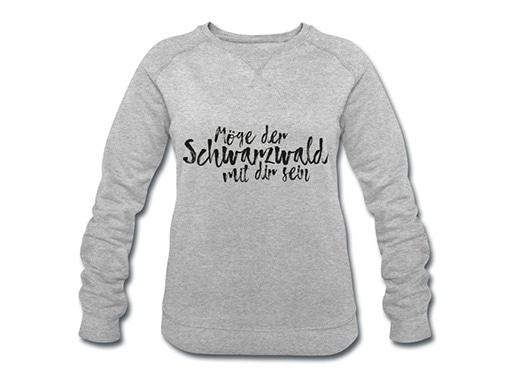 bollengut_Schwarzwald_T-Shirt_moege-der-schwarzwald-mit-dir-sein-frauen-sweatshirt-von-stanley-stella