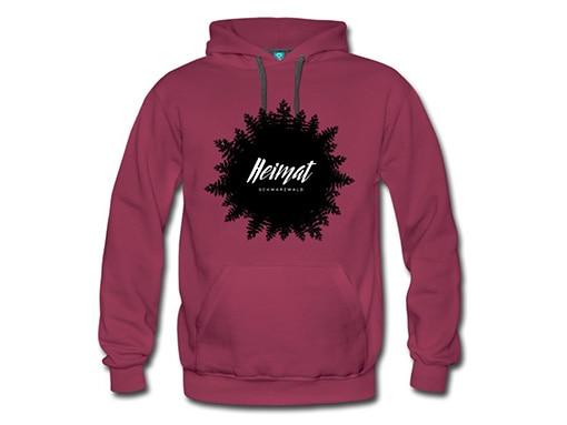 bollengut_Schwarzwaldmode_heimat-schwarzwald-maenner-premium-hoodie