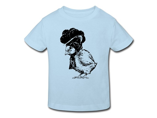 bollengut_Schwarzwaldmode_kueken-mit-bollenhut-kinder-bio-t-shirt
