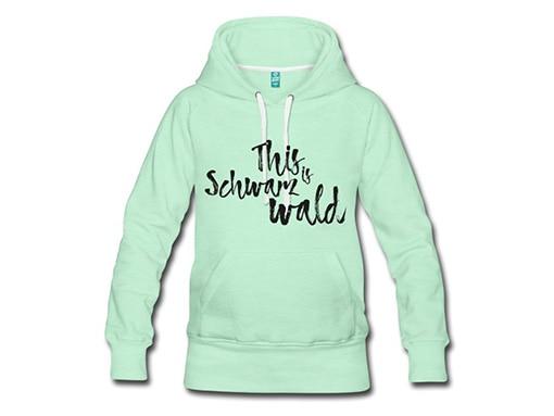 bollengut_Schwarzwaldmode_this-is-schwarzwald-frauen-premium-hoodie