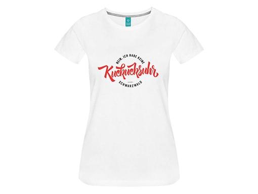 bollengut_ich-habe-keine-kuckucksuhr-aus-dem-schwarzwald-rot-frauen-premium-t-shirt