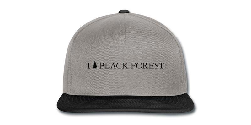 bollengut_i-love-black-forest-snapback-cap