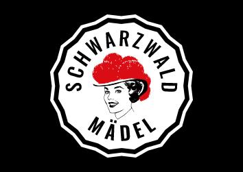 Schwarzwaldmädel Badge
