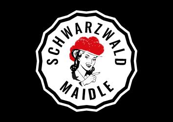 Schwarzwaldmaidle Badge