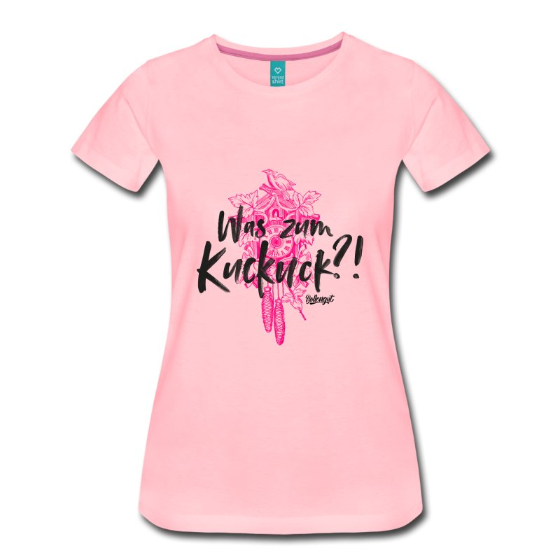 Schwarzwald T-Shirt: Was zum Kuckuck?!