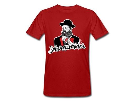 """Schwarzwald T-Shirt: Schwarzwälder """"Hannes"""""""
