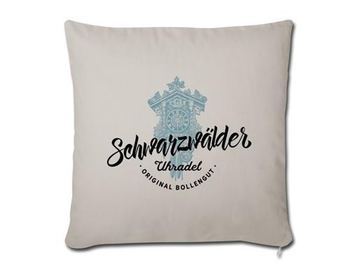 Schwarzwald Kissen: Schwarzwälder Uhradel