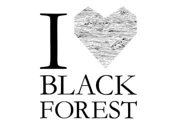 I love Black Forest