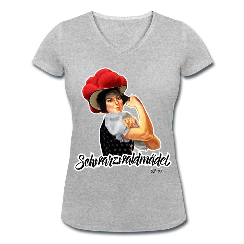 """Schwarzwald T-Shirt:  Schwarzwaldmädel """"Rosi"""""""