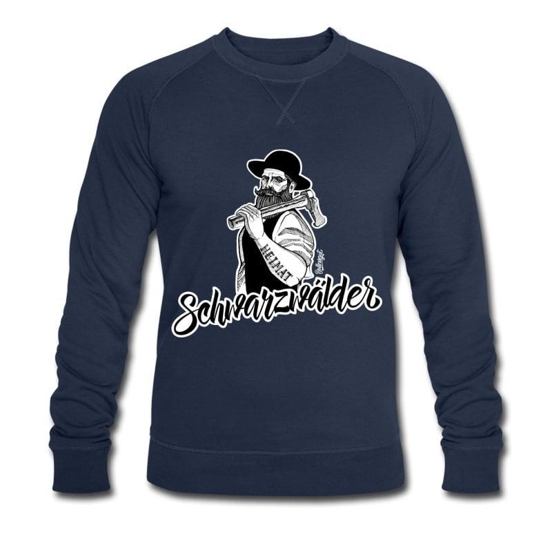 schwarzwaelder-michel-maenner-bio-sweatshirt-von-stanley-stella
