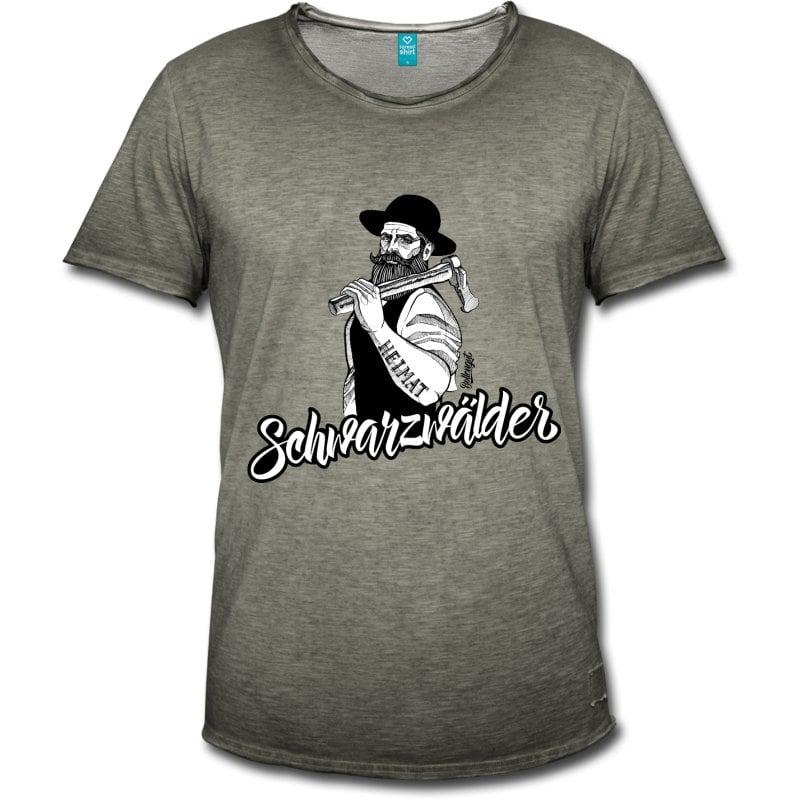 schwarzwaelder-michel-maenner-vintage-t-shirt