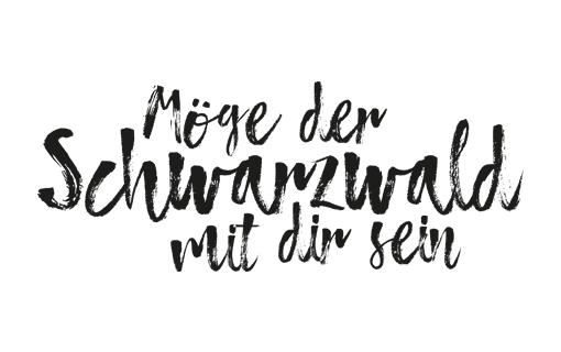 Möge der Schwarzwald mit dir sein