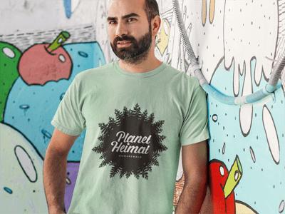 Schwarzwald T-Shirt: Planet Heimat