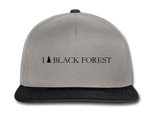 Schwarzwald Mütze: I love Black Forest