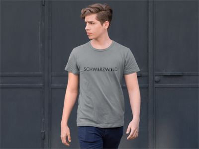 Schwarzwald T-Shirt: Schwarzwald
