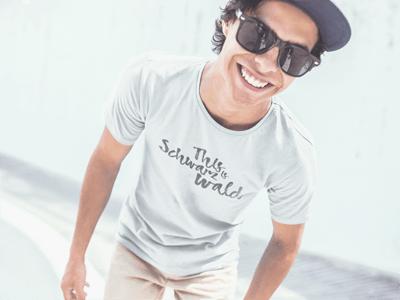 Schwarzwald T-Shirt: This is Schwarzwald