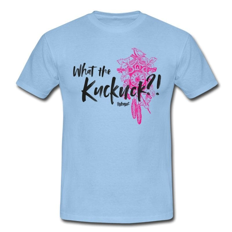 Schwarzwald T-Shirt: What the Kuckuck?!