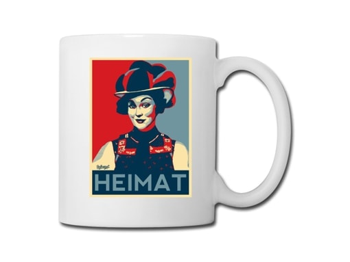 """Schwarzwald Tasse: Heimat """"Anna"""""""