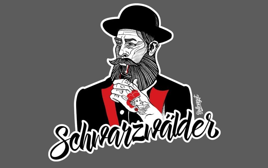 """Schwarzwälder """"Hannes"""""""