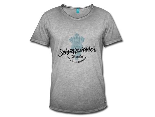 Schwarzwald T-Shirt: Schwarzwälder Uhradel
