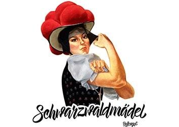 """Schwarzwaldmädel """"Rosi"""""""