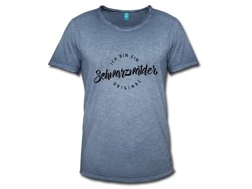 Schwarzwald T-Shirt: Ich bin ein Schwarzwälder Original