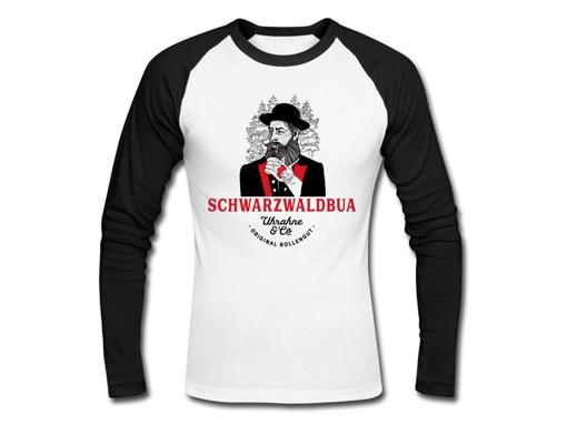 """Schwarzwald Pullover: Schwarzwaldbua """"Hannes"""" Uhrahne"""