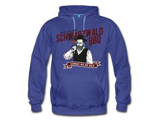 """Schwarzwald Köhler """"Peter"""" Hoodie"""