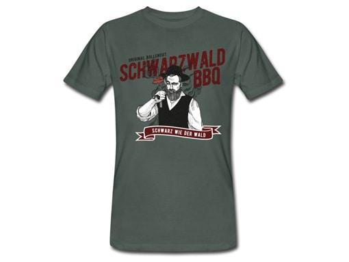 """Schwarzwald Köhler """"Peter"""" T-Shirt"""