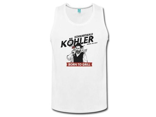 """Schwarzwald Köhler """"Peter"""" Tank Top"""