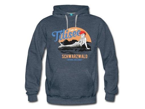 Titisee Schwarzwald  Hoodie