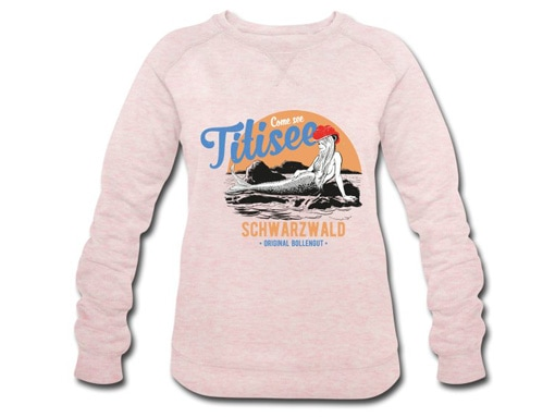 Titisee Schwarzwald Pullover