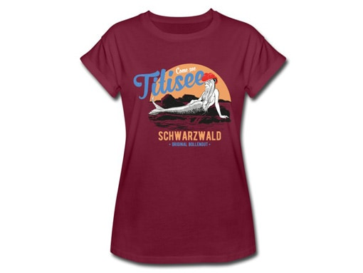 Titisee Schwarzwald T-Shirt