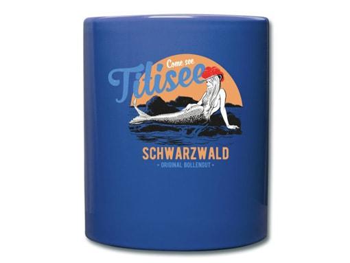 Titisee Schwarzwald Tasse