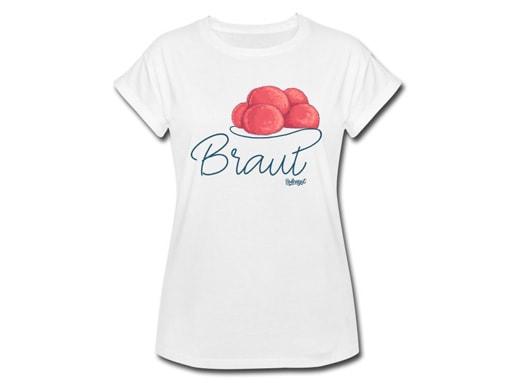 Junggesellenabschied Schwarzwaldmädel Braut T-Shirt