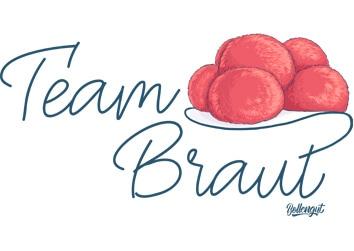 Junggesellenabschied Schwarzwaldmädel Team Braut