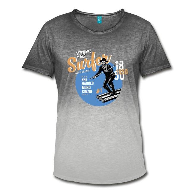 Bollengut_Schwarzwald-Surfer_Gregor_Herren_T-Shirt