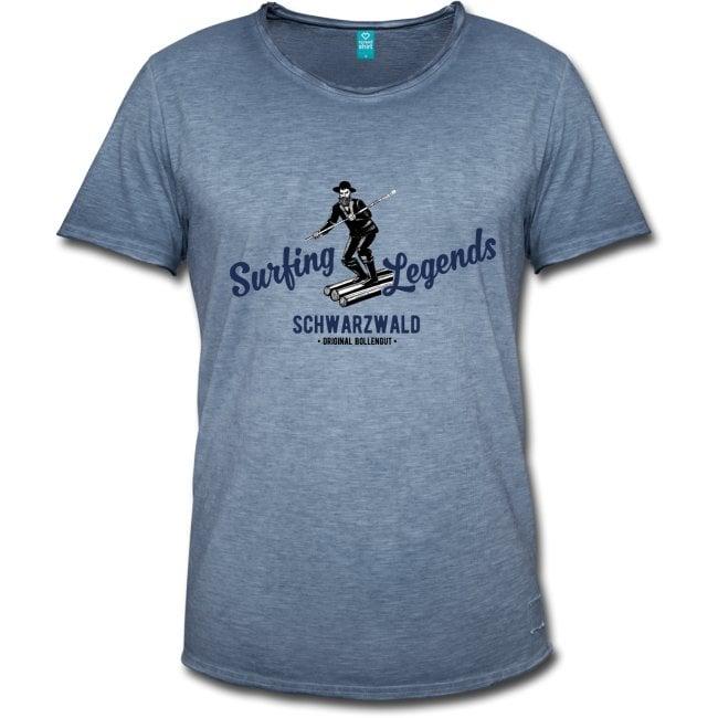 """Schwarzwald Surfer """"Gregor"""" T-Shirt"""