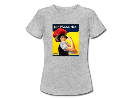 """Schwarzwaldmädel """"Rosi"""" – Mir könne des! T-Shirt"""