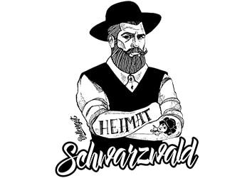"""Schwarzwaldbub """"Hippolyt"""""""