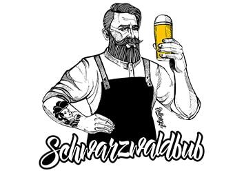 """Bierbrauer """"Albert"""" Schwarzwaldbub"""