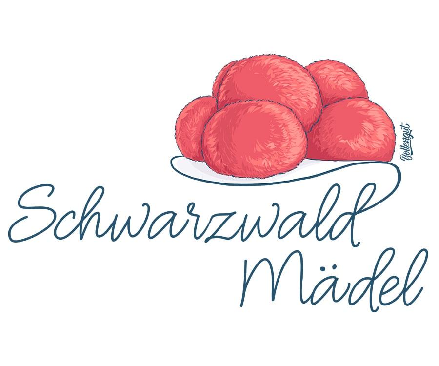 Schwarzwaldmädel Bollenhut