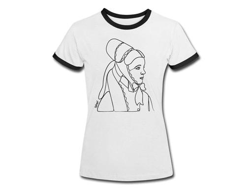 Bollengut Schwarzwaldmädel Vreni T-Shirt